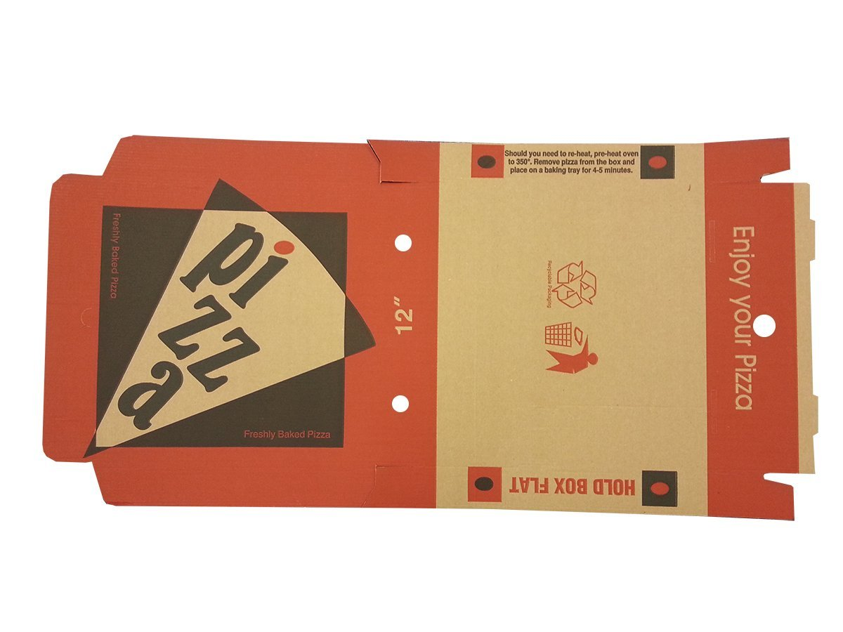 "7"" Pizza Boxes"