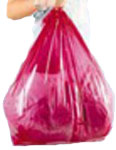 Coloured Laundry Bag (200 bags)