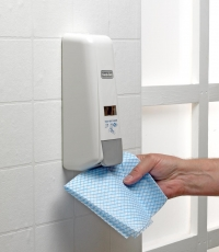 KleenSeat Toilet Seat Sanitizing System Dispenser